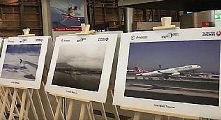 THY Vnukovo Havalanı'nda sergi açtı