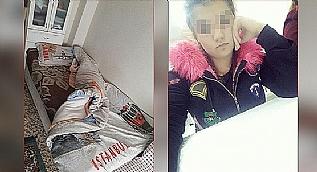 İzmir'de genç kız yatağından bilekleri kesilerek kaçırıldı