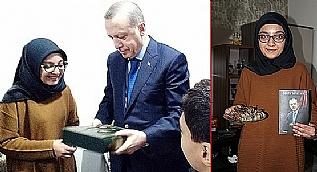 Cumhurbaşkanı Erdoğan'dan anlamlı ziyaret!