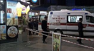 Ankara'da al��veri� merkezinde intihar
