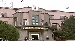 T�rk Silahl� Kuvvetleri�nde 109 askeri hakime ihra�