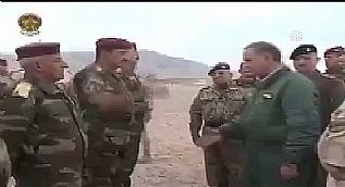 Irak y�netimi, savunma bakan�n�n Ba�ika ziyaretini �rtbas etti