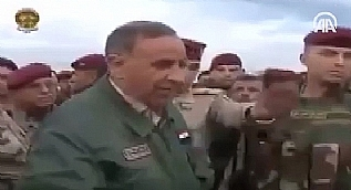 Irak y�netiminden savunma bakan�n�n Ba�ika ziyaretine �rtbas