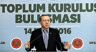 Cumhurba�kan� Erdo�an: PKK'da bile bu kadar ��kmad�