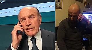Kadir Topba�'tan 'Tatl�c� Ali'ye telefon