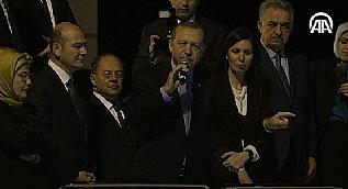 Cumhurba�kan� Erdo�an: Parlamentolar�n verdi�i karara sayg� duymak zorundas�n�z