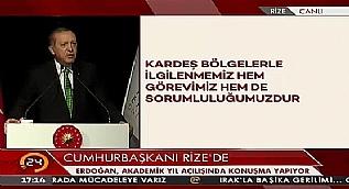 Cumhurba�kan� Erdo�an: PYD/YPG bunlar�n hepsi PKK'n�n at���