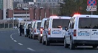 Ankara'da canl� bomba alarm�
