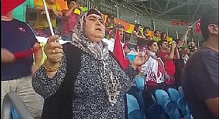 R�za Kayaalp'in annesinin Rio'daki final heyecan�