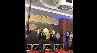 Grup Tillo Erbil'de konser verdi