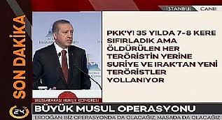 Erdo�an: Hani AB bunlar� ter�r �rg�t� ilan etmi�ti