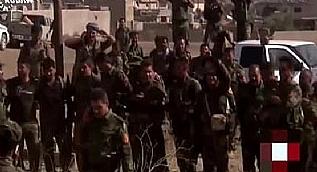 Pe�merge Musul'da yap�lan operasyonlar halay �ekerek kutlad�