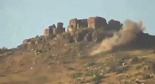 PKK�ya darbe �st�ne darbe: 4 ter�rist �ld�r�ld�