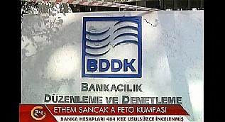 Ethem Sancak'a FET� kumpas�