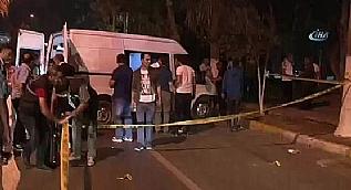 Mersin'de polise silahl� sald�r�: 3 yaral�