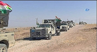 Pe�merge ve Irak g��leri ilerleme kaydediyor