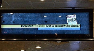 Atat�rk Havaliman�'nda yolculara �sve� uyar�s�!