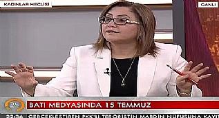 Fatma Sahin: Semih Terzi Kilis s�n�r� koruyucu �zel harekat komutan�yd�. Ba��m�za ne geldiyse onun d�neminde geldi