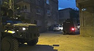 Diyarbak�r�da DEA� operasyonu