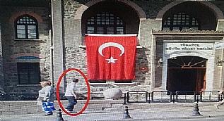 Ankara'da eylem haz�rl���ndaki canl� bomban�n An�tkabir�deki g�r�nt�leri ortaya ��kt�