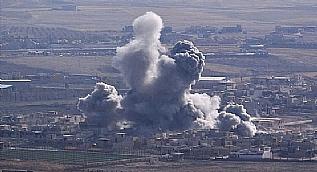 ABD top�u birli�i Ba�ika'y� bombal�yor