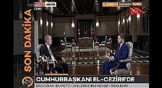 Cumhurba�kan� Erdo�an'dan fla� a��klamalar