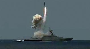 Rusya Akdeniz�den vurdu