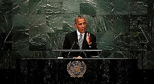 Obama giderayak �srail'e 'i�galci' dedi