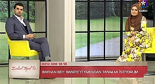 Popstar Bayhan Zuhal Topal'da Hanife'ye talip oldu
