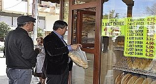 Matematik profes�rlerini k�skand�ran ekmek kampanyas�