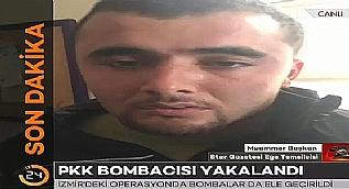 PKK'n�n bombac�s� yakaland�