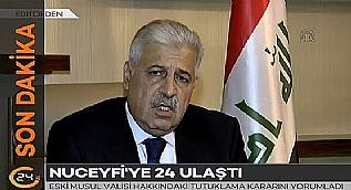 Nuceyfi: T�rkiye'nin varl��� Musul'un kurtar�lmas� i�in �ok �nemli