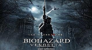 Resident Evil Vandetta fragman�