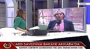 ABD Savunma Bakan� Carter Ankara�da