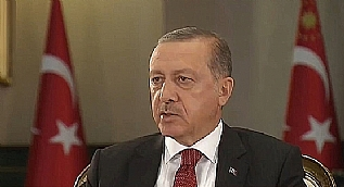 Cumhurba�kan� Erdo�an Reuters�a konu�tu
