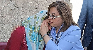 Gelin Besna Akdo�an: B�t�n ailem yok oldu