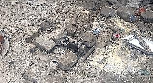 Kilis'e roket at�ld�, olay yerinden ilk g�r�nt�ler