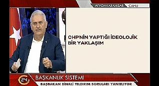 Ba�bakan Y�ld�r�m: Bu defa 'yeter' diyece�iz