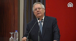 Aziz Y�ld�r�m'dan istifa �a�r�lar�na sert yan�t