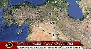 Bat�n�n Musul�da gaz sanc�s�