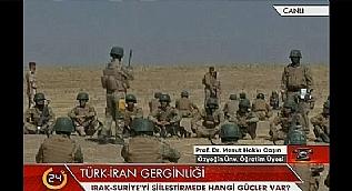 �ran'�n b�lgeyi �iile�tirme politikas� T�rkiye ile ili�kileri gerdi