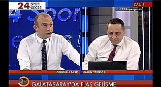 Galatasaray'da fla� geli�me