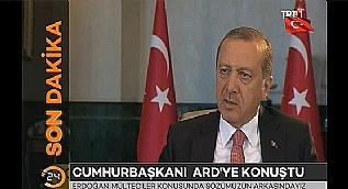 Cumhurba�kan� Erdo�an: Halk idam diyor