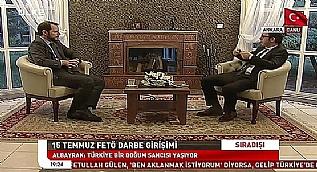 Berat Albayrak: Bu s�re�, yeni T�rkiye'nin do�um s�reci'
