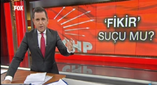 Fatih Portakal CHP'de parti içi demokrasi yok