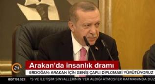 Cumhurbaşkanı Erdoğan'dan CHP'nin SİHA iftiralarına sert tepki: CHP ve HDP'nin yerli ve milli bir yanı yok!