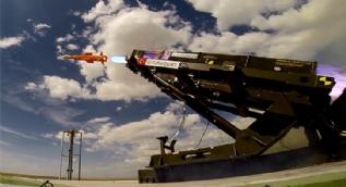 Yerli füze Hisar'ın testi başarı ile sonuçlandı