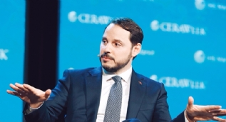 Enerji ve Tabii Kaynaklar Bakanı Albayrak'tan 'sondaj' açıklaması