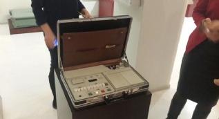 Putin´in nükleer çantası ilk kez görüntülendi