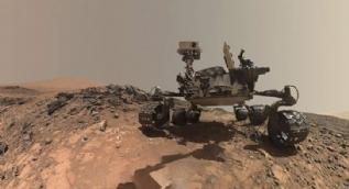 Curiosity'nin 5 yıllık Mars gezisi